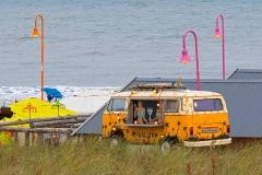 Paal 14 strandtent Katwijk